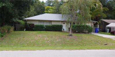 Vero Beach Single Family Home For Sale: 916 SW 35th Avenue