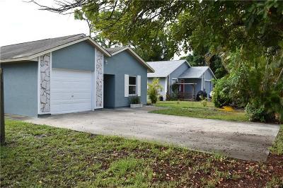 Vero Beach Single Family Home For Sale: 1416 25th Avenue