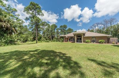 Vero Beach Single Family Home For Sale: 9250 85th Street