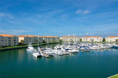Fort Pierce Condo/Townhouse For Sale: 8 Harbour Isle Drive #PH06