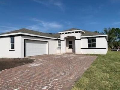 Vero Beach Single Family Home For Sale: 6017 Sequoia Circle