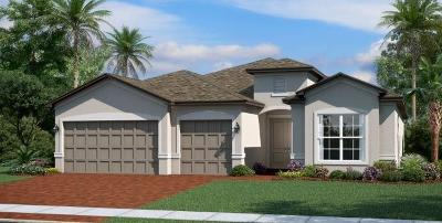 Vero Beach Single Family Home For Sale: 6013 Sequoia Circle
