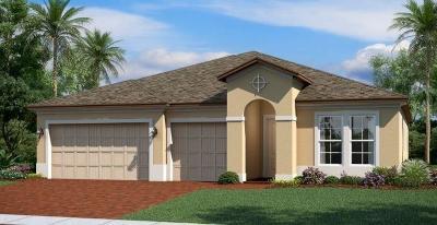 Vero Beach Single Family Home For Sale: 6035 Sequoia Circle