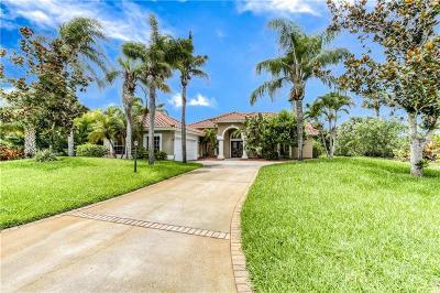 Vero Beach Single Family Home For Sale: 85 Cache Cay Drive