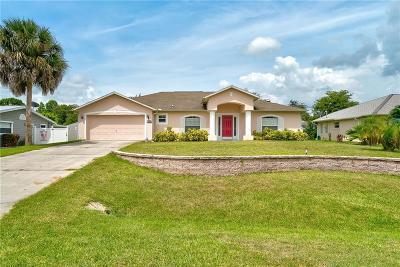 Sebastian Single Family Home For Sale: 1573 Emerson Lane