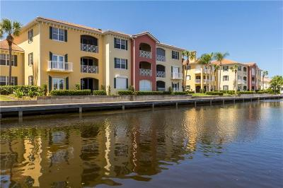 Vero Beach, Indian River Shores, Melbourne Beach, Melbourne, Sebastian, Palm Bay, Orchid Island, Micco, Indialantic, Satellite Beach Condo/Townhouse For Sale: 5540 Harbor Village Drive #302