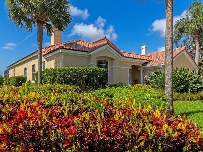 Vero Beach Single Family Home For Sale: 1345 Coventry Lane