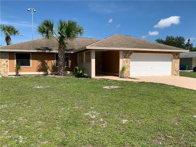 Sebastian Single Family Home For Sale: 101 Kildare Drive
