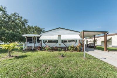 Sebastian Single Family Home For Sale: 964 Cashew Circle
