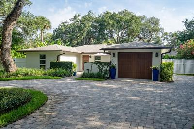 Vero Beach Single Family Home For Sale: 315 Date Palm Road