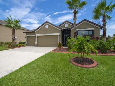 Vero Beach Single Family Home For Sale: 4726 Ashley Lake Circle