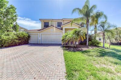 Vero Beach Single Family Home For Sale: 1155 SW Amethyst Drive