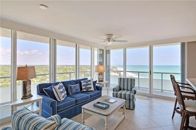Vero Beach, Indian River Shores, Melbourne Beach, Melbourne, Sebastian, Palm Bay, Orchid Island, Micco, Indialantic, Satellite Beach Rental For Rent: 3554 Ocean Drive #1202S
