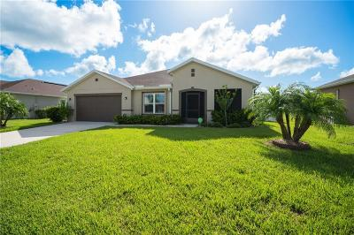 Sebastian Single Family Home For Sale: 117 Salazar Lane