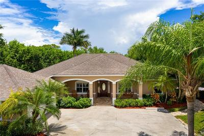 Vero Beach Single Family Home For Sale: 550 46th Court