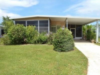 Sebastian FL Single Family Home For Sale: $82,900