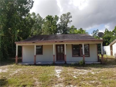 Sebastian Single Family Home For Sale: 8025 129th Street