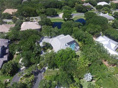 Vero Beach Single Family Home For Sale: 470 N Arrowhead Trail