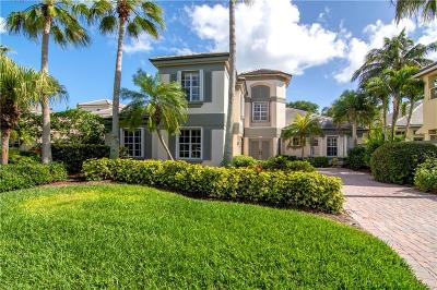 Vero Beach Single Family Home For Sale: 40 Mariner Beach Lane