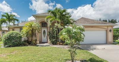 Vero Beach Single Family Home For Sale: 2235 3rd Place