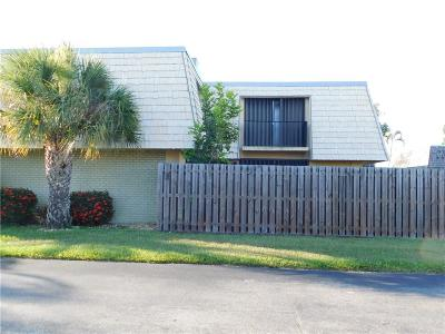 Vero Beach Single Family Home For Sale: 1170 6th Avenue #18C