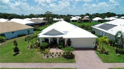 Vero Beach, Indian River Shores, Melbourne Beach, Melbourne, Sebastian, Palm Bay, Orchid Island, Micco, Indialantic, Satellite Beach Single Family Home For Sale: 404 SW 11th
