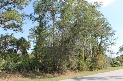 Vero Beach, Indian River Shores, Melbourne Beach, Melbourne, Sebastian, Palm Bay, Orchid Island, Micco, Indialantic, Satellite Beach Residential Lots & Land For Sale: 585 Barber Street