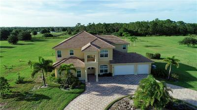 Vero Beach Single Family Home For Sale: 6770 3rd Place
