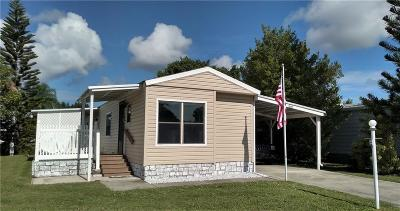 Sebastian Single Family Home For Sale: 1227 Iriquois Drive