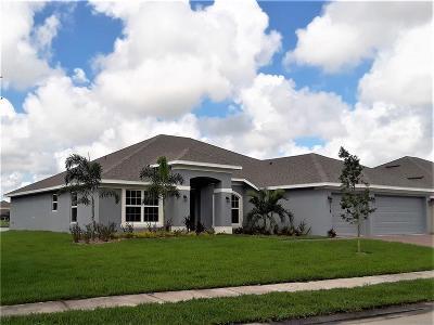 Oaks Of Vero Single Family Home For Sale: 1290 Scarlet Oak Circle