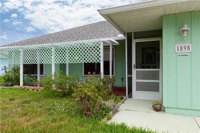 Vero Beach Single Family Home For Sale: 1895 19th Avenue
