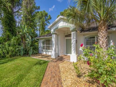 Sebastian Single Family Home For Sale: 1781 Mainsail Street