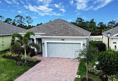 Sebastian Single Family Home For Sale: 216 Sandcrest Circle