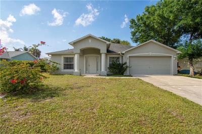 Sebastian Single Family Home For Sale: 691 Bayharbor Terrace