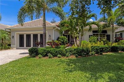 Vero Beach Single Family Home For Sale: 9230 Spring Time Drive