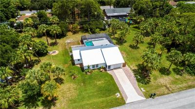 Fort Pierce Single Family Home For Sale: 8600 Penny Lane