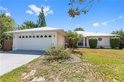 Sebastian Single Family Home For Sale: 1019 Gardenia Street