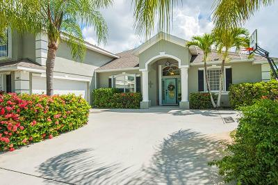 Vero Beach Single Family Home For Sale: 540 SW 45th Court
