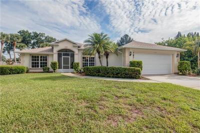 Sebastian Single Family Home For Sale: 787 Carnation Drive