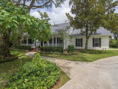 Vero Beach Single Family Home For Sale: 4380 SW 2nd