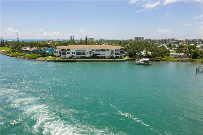 Fort Pierce Condo/Townhouse For Sale: 1630 Seaway Drive #201