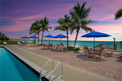 Vero Beach, Indian River Shores, Melbourne Beach, Melbourne, Sebastian, Palm Bay, Orchid Island, Micco, Indialantic, Satellite Beach Condo/Townhouse For Sale: 4800 Highway A1a #116