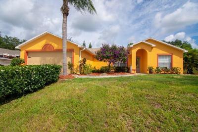 Sebastian Single Family Home For Sale: 355 Bayfront Terrace