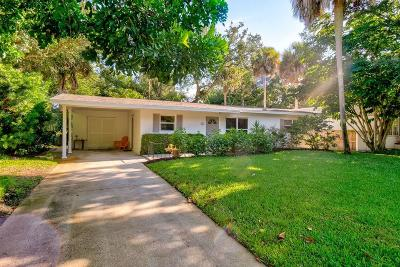 Vero Beach Single Family Home For Sale: 645 Dahlia Lane
