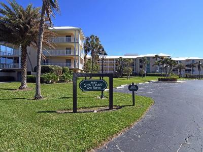 Vero Beach, Indian River Shores, Melbourne Beach, Melbourne, Sebastian, Palm Bay, Orchid Island, Micco, Indialantic, Satellite Beach Rental For Rent: 8830 Sea Oaks Way #101