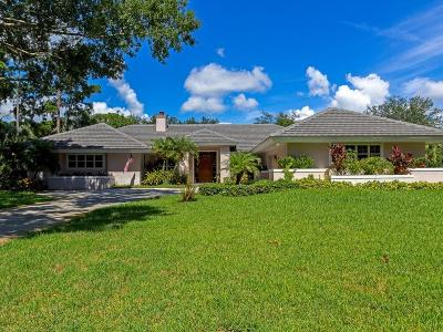 Vero Beach Single Family Home For Sale: 5705 Glen Eagle Lane