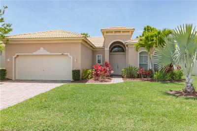 Fort Pierce Single Family Home For Sale: 5611 Place Lake Drive