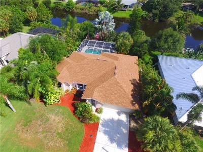 Sebastian Single Family Home For Sale: 533 Joy Haven Drive