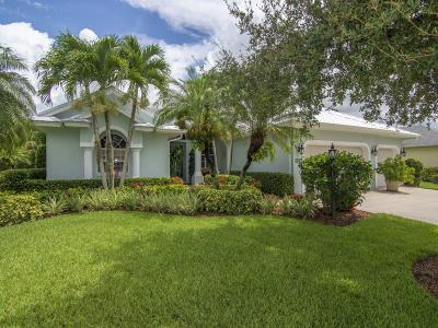 Vero Beach Single Family Home For Sale: 6470 36th Lane