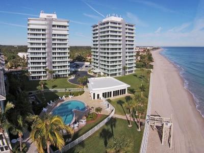 Vero Beach Condo/Townhouse For Sale: 3554 Ocean Dr #1102S